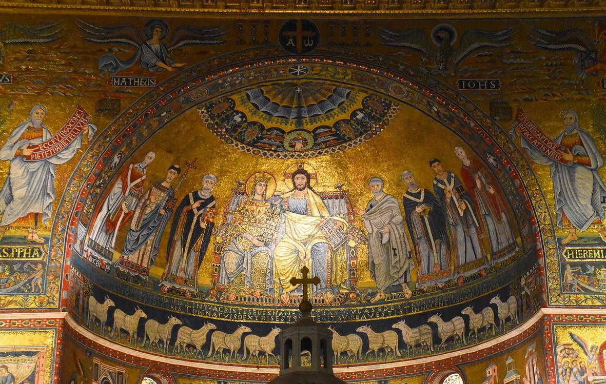 Basilika di Santa Maria in Trastevere
