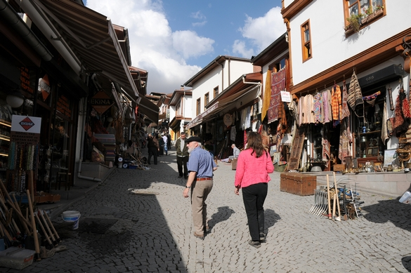 Bazaren, Ankara
