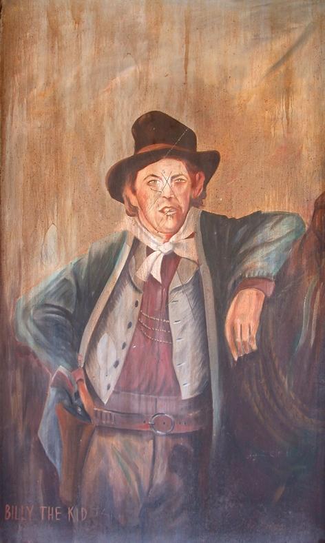 BILLY THE KIDD, FORT SUMNER