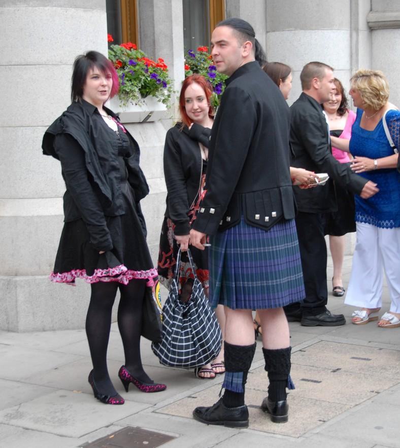 Bryllupsgæster, Aberdeen
