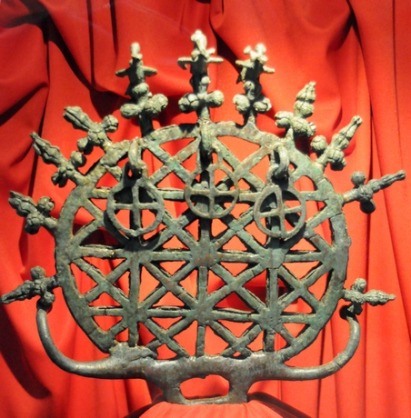 Cereminiel standartd,  Alacahüyük, Museet for anatolske civilisationer, Ankara