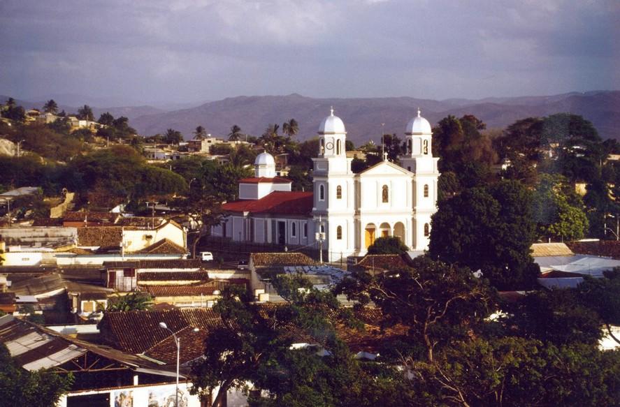 Kolonibebyggelse, Cumaná