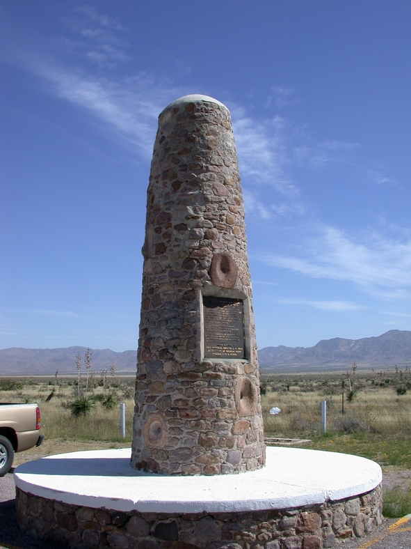 GERONIMO SURRENDER MEMORIAL