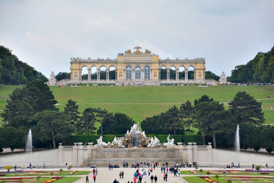 Schönbrunn, Gloriette