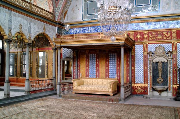 Harem, Topkapi