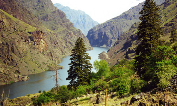 HELLS CANYON, IDAHO