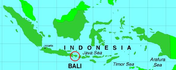 INDONESIEN MED BALI
