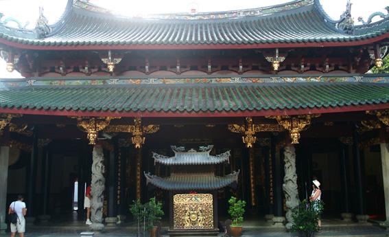 JAPANSK BUDDHISTTEMPEL, SINGAPORE
