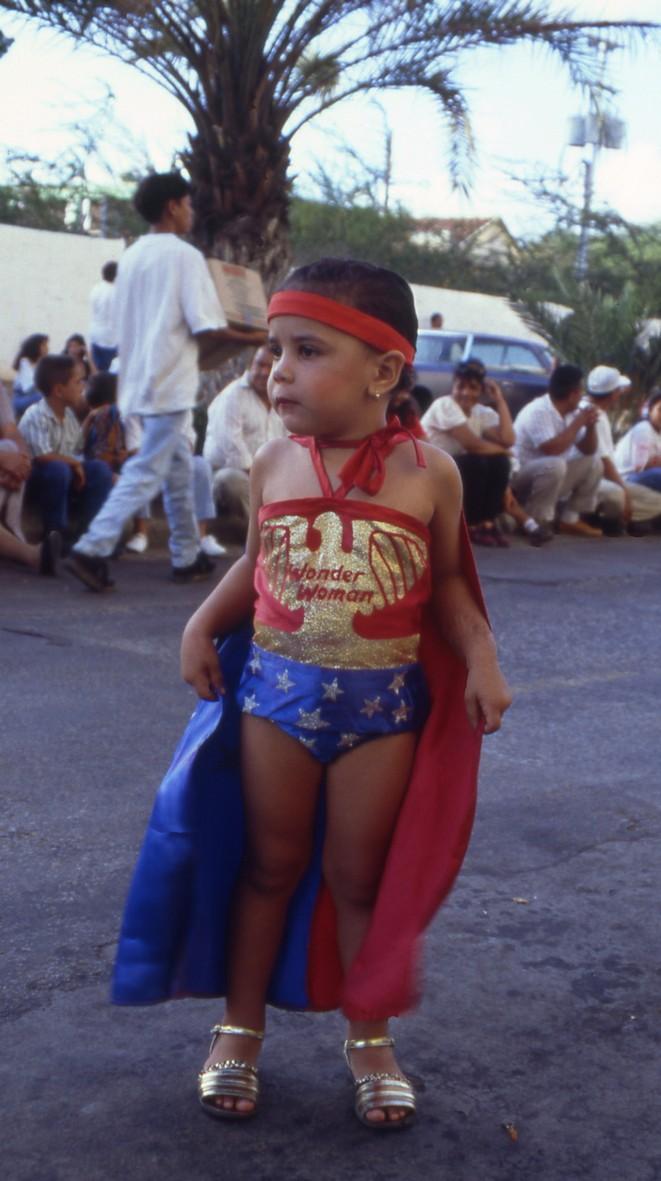 Klar til karneval, Juan Griego