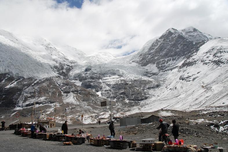 Karo La passet (5010 m)