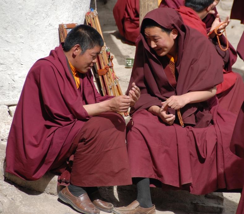 Klosteret fra 1073, Sakya