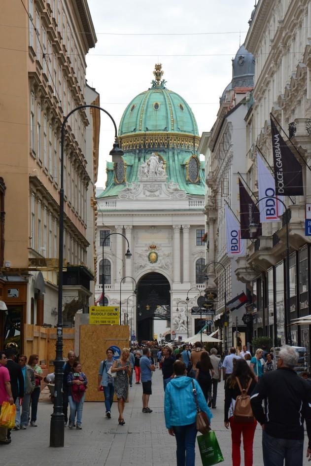 Kohlmarkt, Wien
