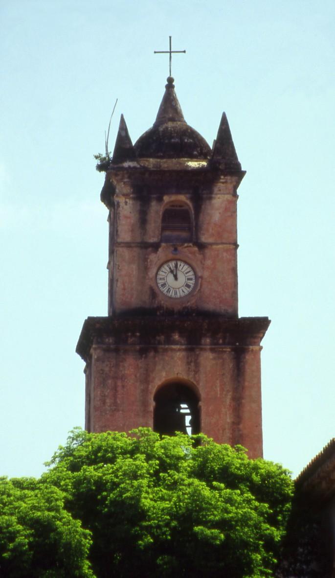 Koloniarkitektur, La Asuncion