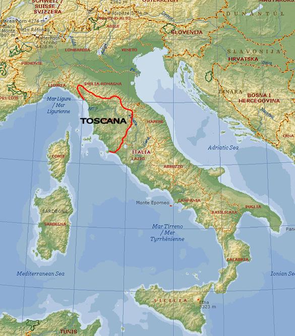 Italien Vindue Til Verden