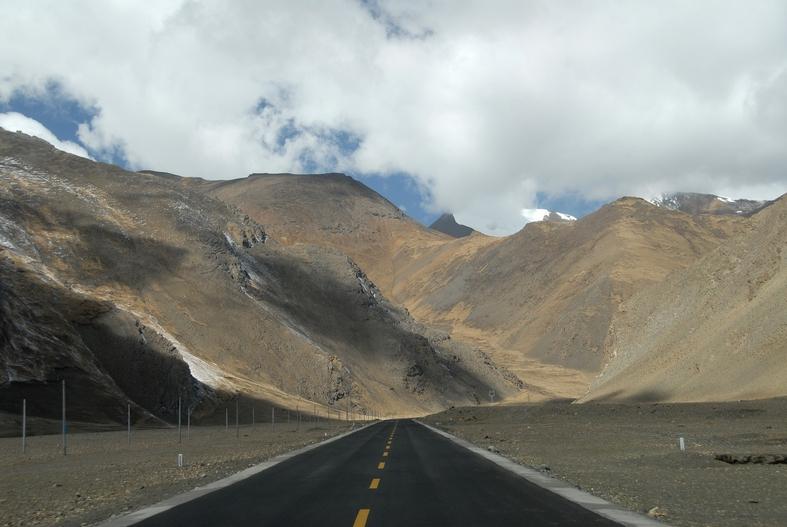 Mod Karo La passet (5010 m)
