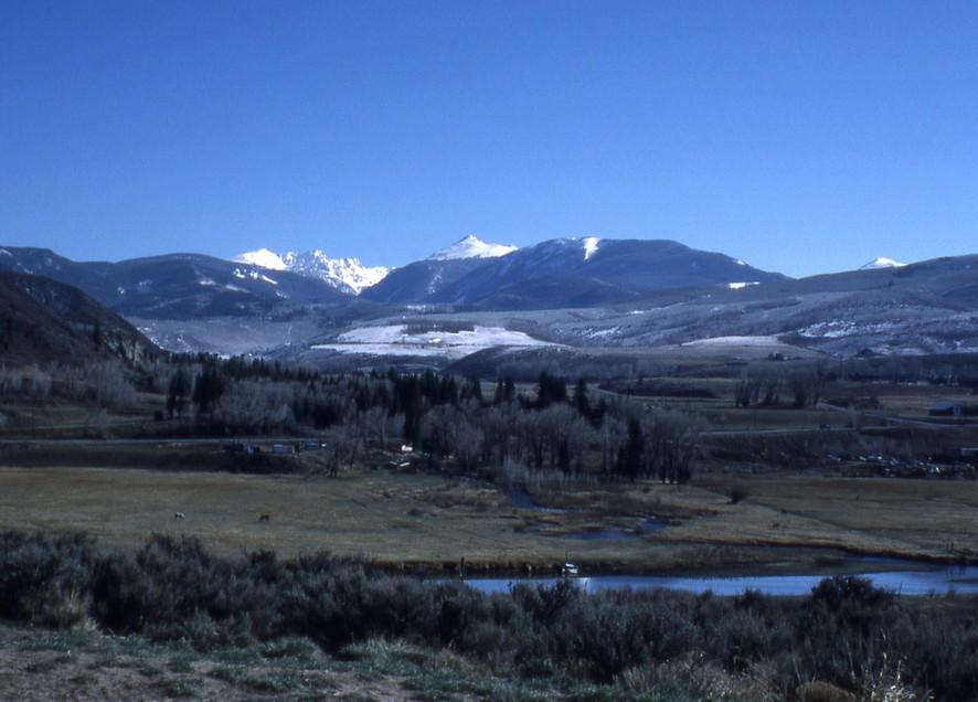 Mount New York, Rocky Mountains, Colorado