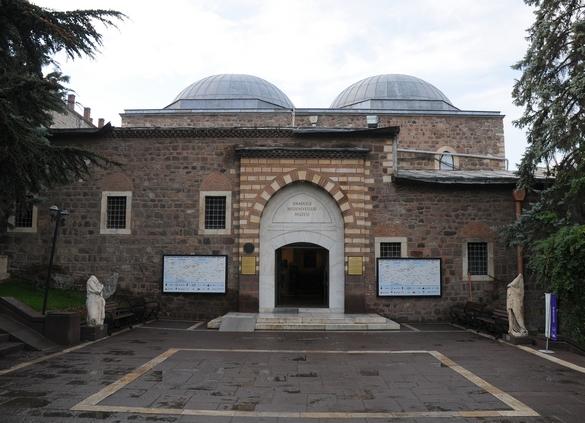 Museet for anatolske civilisationer, Ankara