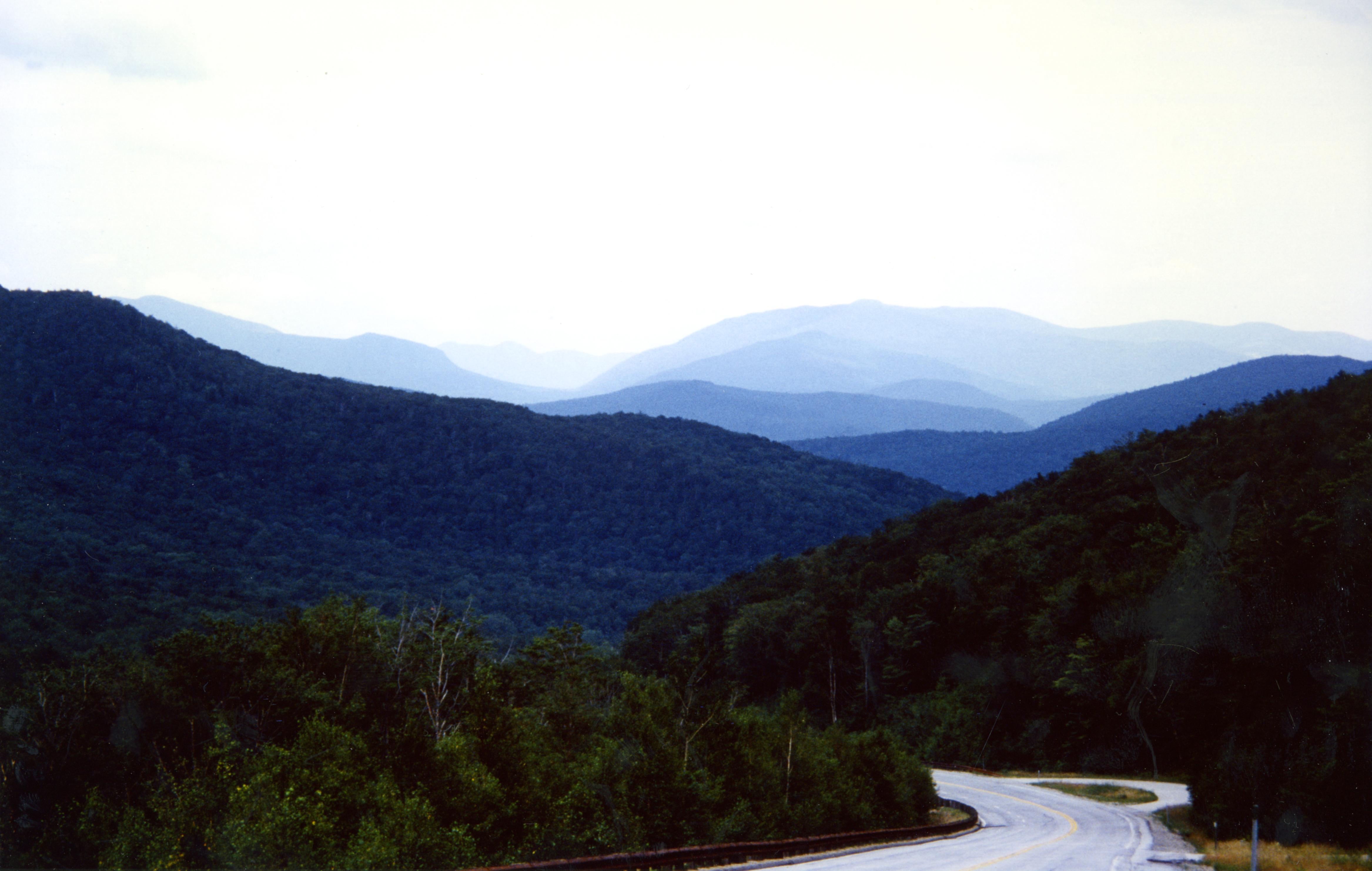 Bølgende New Hampshire