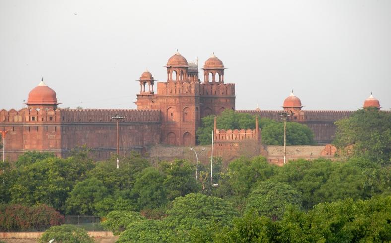 Det røde fort, Delhi