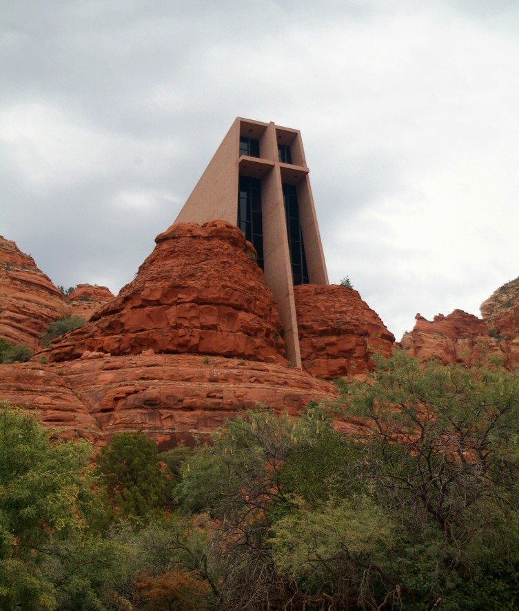 Rock Cathedral, Sedona, Arizona