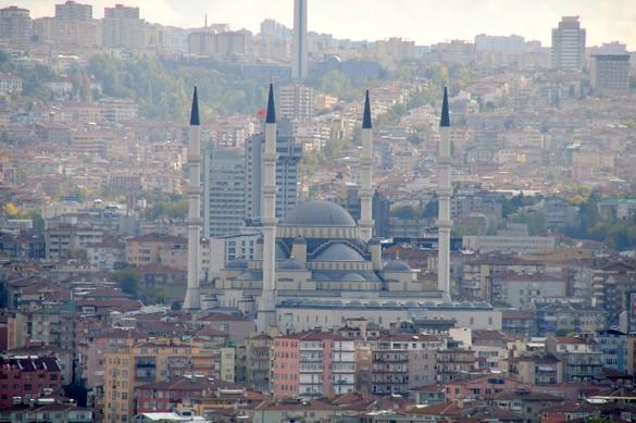 Den store moské, Ankara