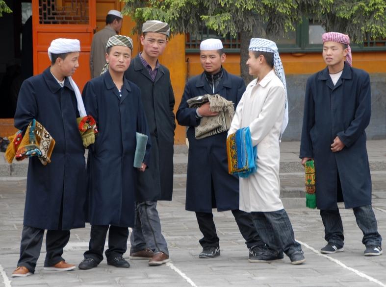 Den store moské, Xining