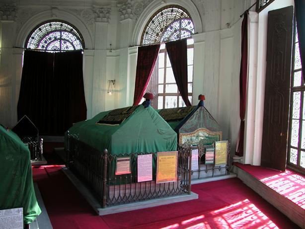 Sultanernes gravmæle