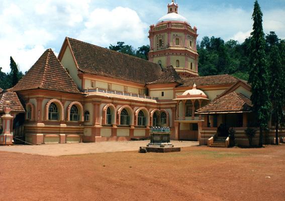 Tempel, Ponda, Goa