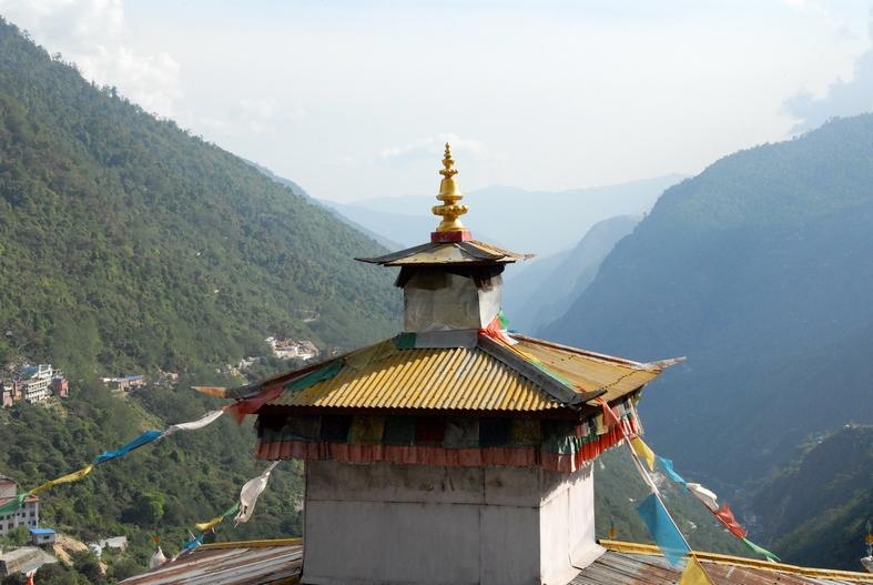 Tempel, Zhang Mu