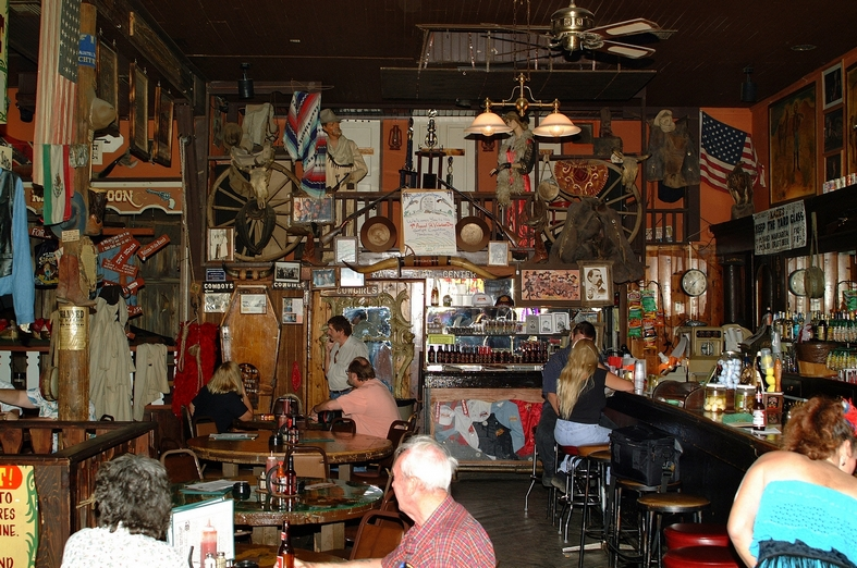 BIG NOSE KATE SALOON, TOMBSTONE