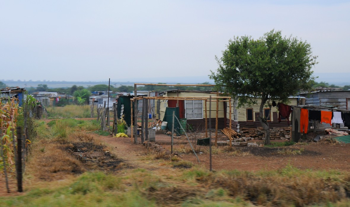 Township, Vaalwater