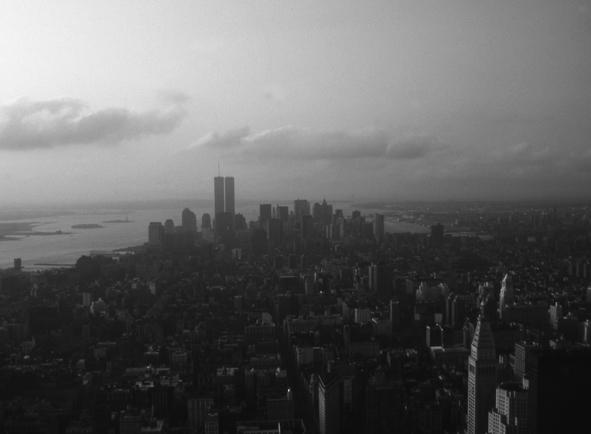 Udsigt fra Empire State Building 1993