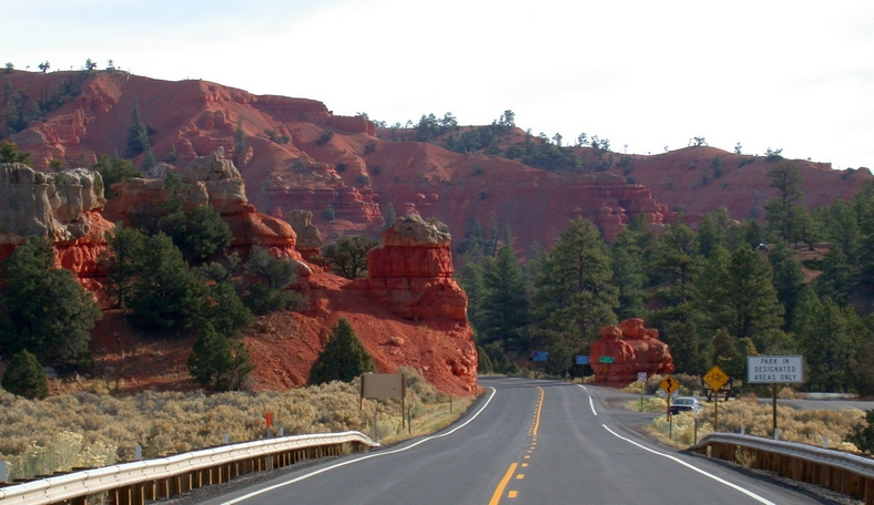 VED BRYCE CANYON