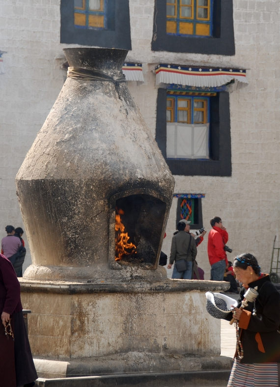 VED JOKHANG TEMPLET