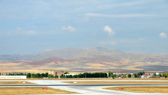 Lufthavnen, Ankara