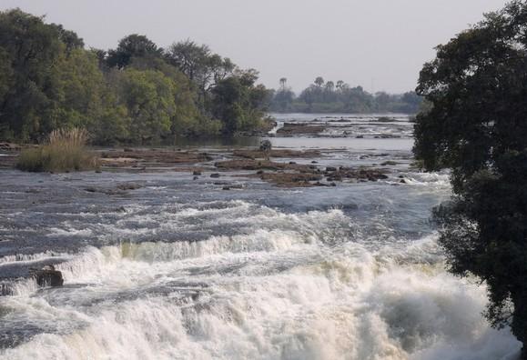 Vandfaldene , Victoria Falls