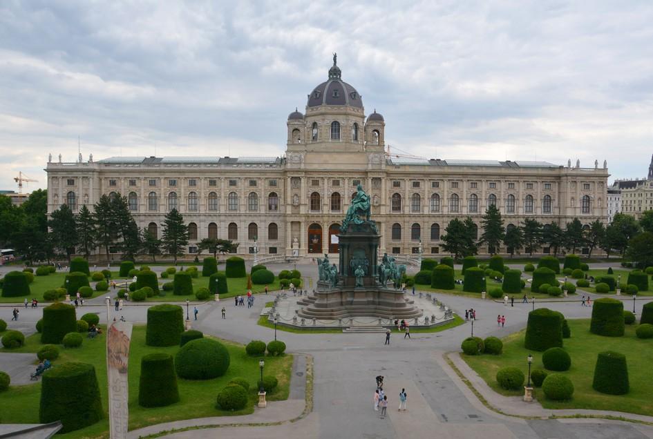Kunsthistorisk museum, Wien