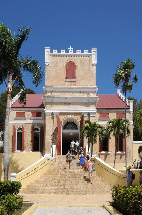 Frederikskirken, Charlotte Amalie