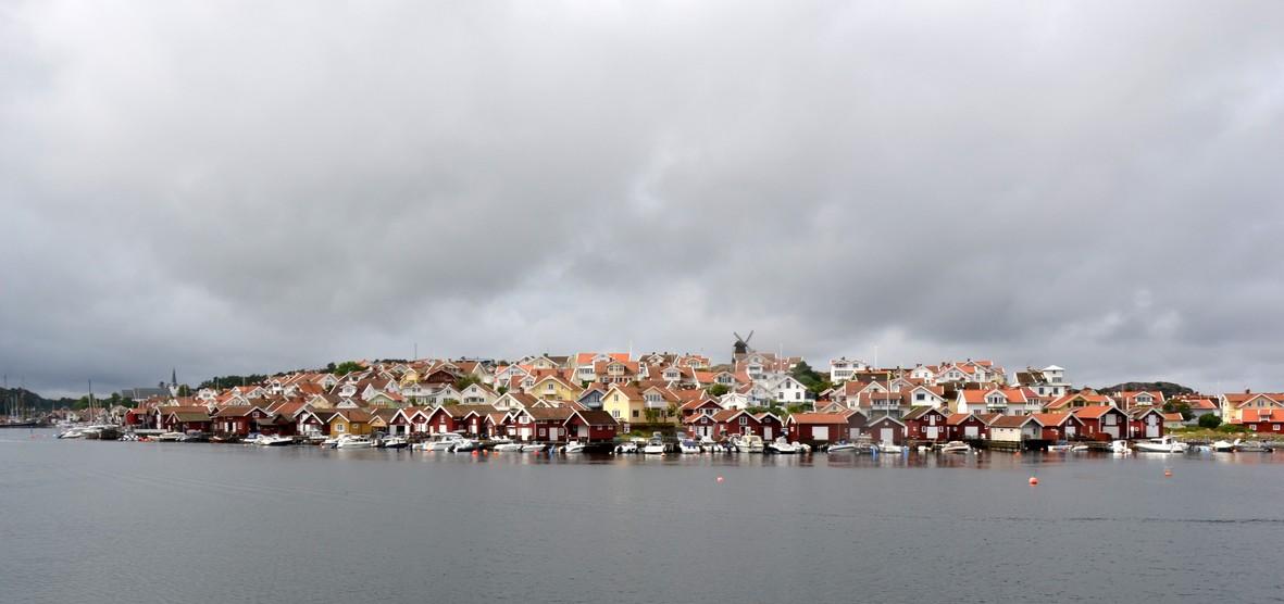 Fiskebäckskil, skærgården nord for Göteborg
