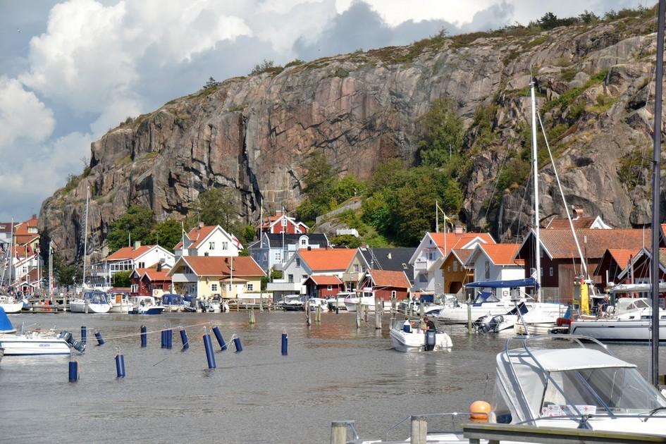 Fjällbacka, skærgården nord for Göteborg