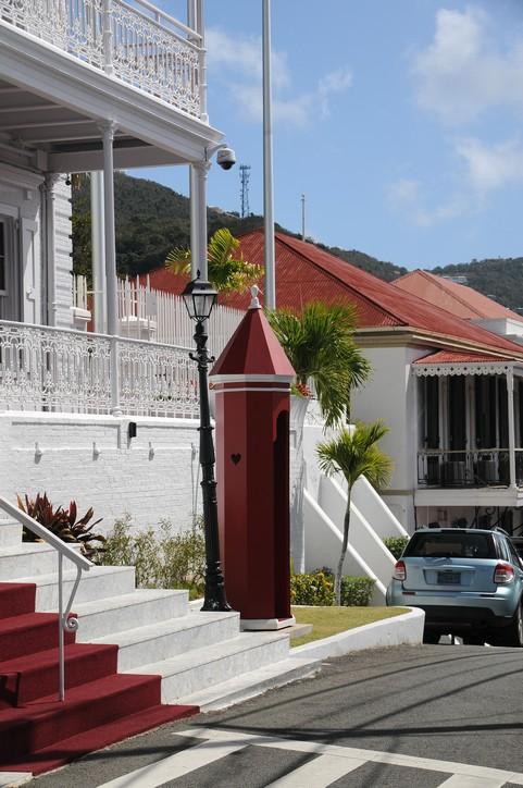 Guvernørhuset, Charlotte Amalie