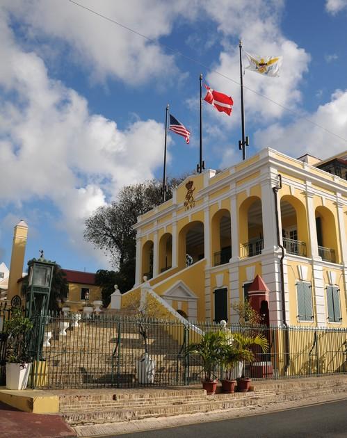 Guvernementshuset, Christiansted