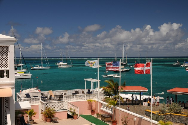 Havnen, Christiansted