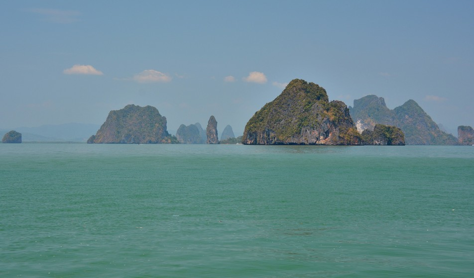 Hong Island, Phang Nga bugten