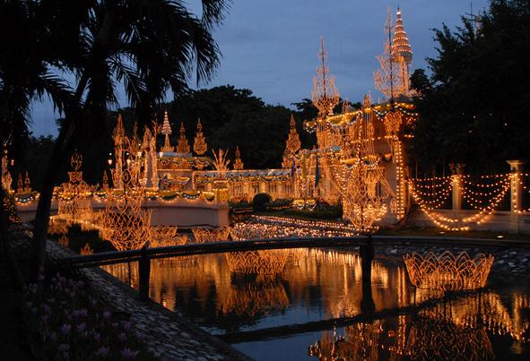 Indgang til det kongelige palads