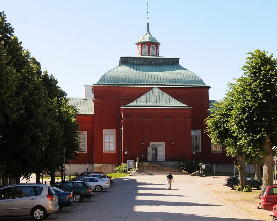 Admiralitetskirken, Karlskrona