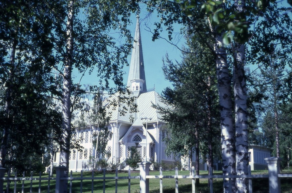 Kirken i Jokkmok, Lapland