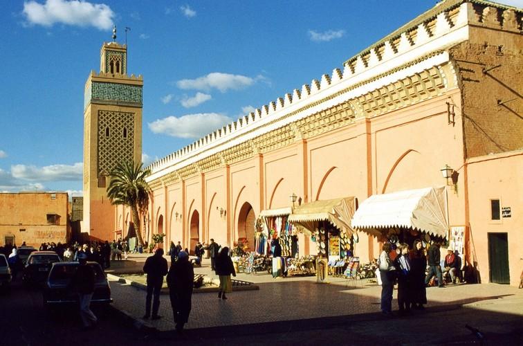 Koutoubia moskeen, Marrakesh