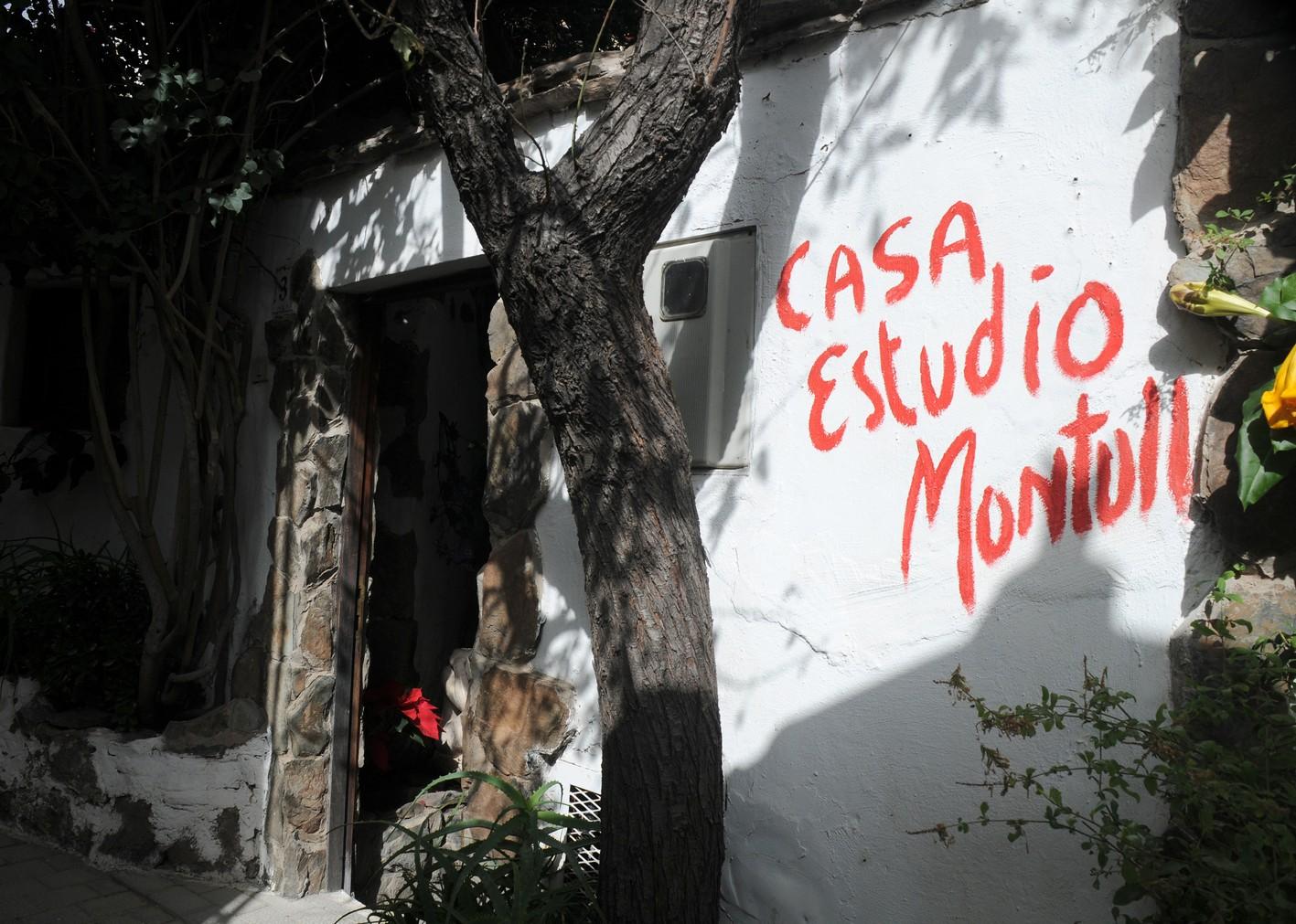 CASA ESTUDIO MONTULL, FATAGA