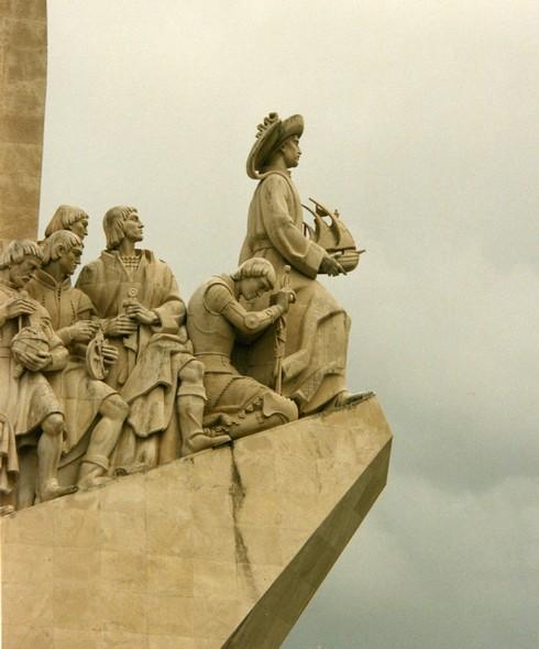 MONUMENT FOR HENRIK SØFAREREN, BÉLEM, LISSABON
